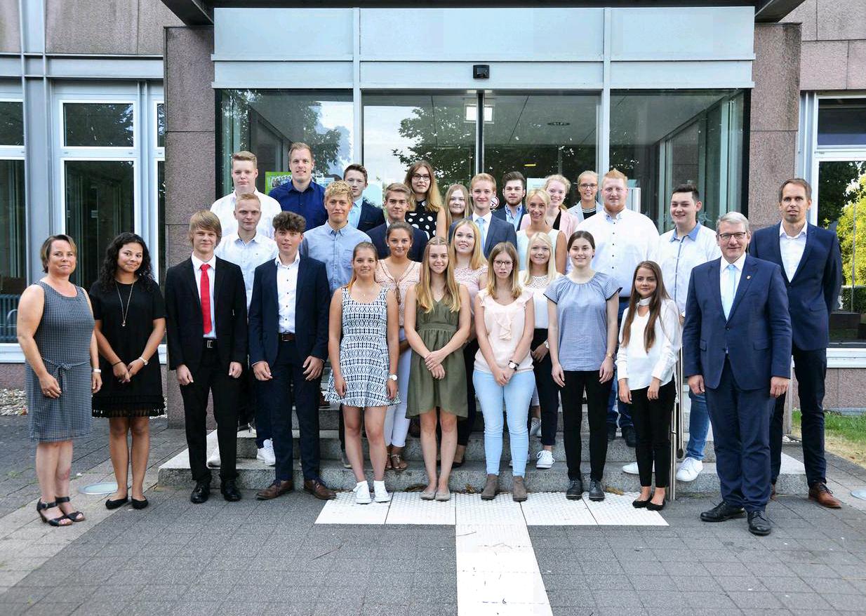 Rund um die Ausbildung | Kreis Steinfurt